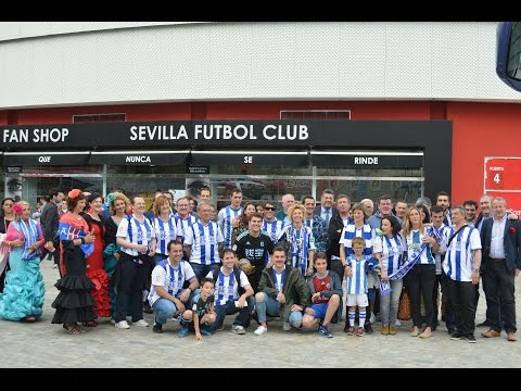 Viaje a Sevilla - Patrocinadores