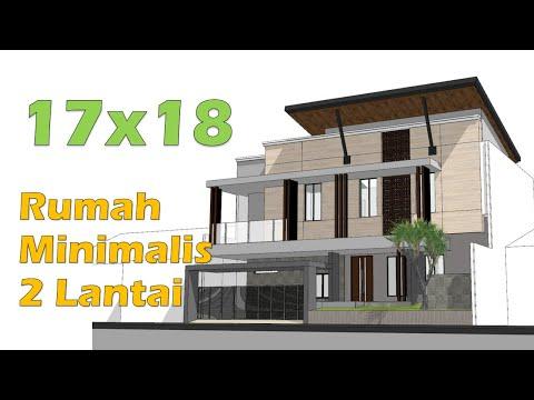 desain-rumah-minimalis-2-lantai-17x18