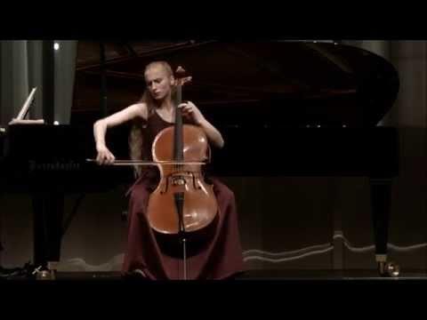 Margarita Balanas and Teo Gheorghiu: Schumann Adagio & Allegro