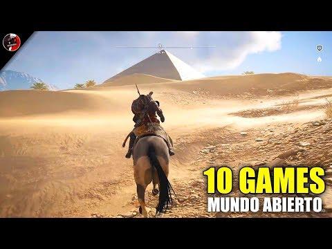 10 Mejores Juegos MUNDO ABIERTO!!! Para Android / IOS 60 FPS [Buenos Gráficos] 2019