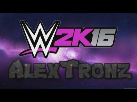 WWE 2K16 Divas Dream Roster