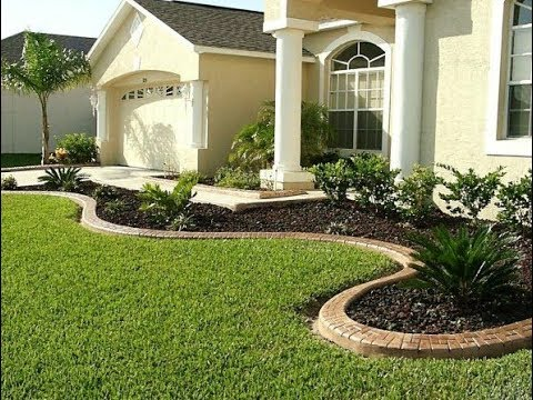 Cheap Landscaping Ideas for Front Yard - Low Cost Garden ... on Backyard Landscaping Ideas On A Budget id=74609