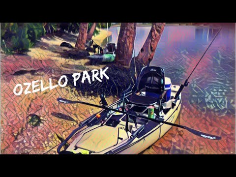 Kayak-er Haven Ozello Park