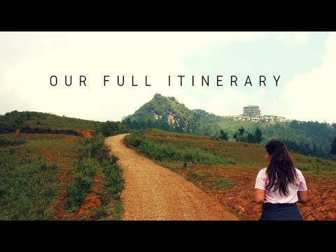 Our Vietnam Itinerary: Get a Glimpse of Your Trip!