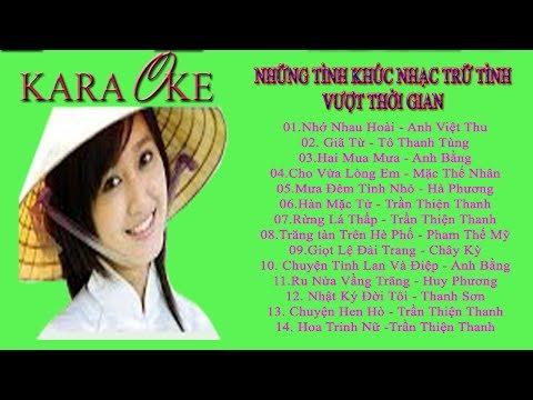 Liên khúc   Karaoke hay nhất   Những bài hát quen thuộc