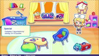 """Hatsune Miku Logic Paint S"" Introduction screenshot 1"