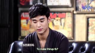 Video [ENGSUB] Bring You To Stars 2/3 [Guest: Kim Soo Hyun] download MP3, 3GP, MP4, WEBM, AVI, FLV Maret 2018