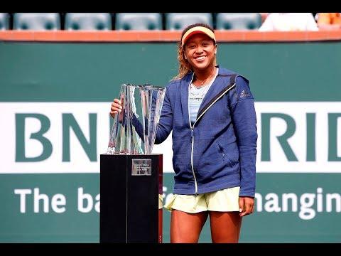 BNP Paribas Open 2018: Naomi Osaka vs. Daria Kasatkina
