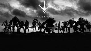 Стрим - играем в Paragon #4