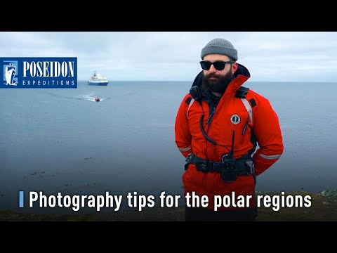 Photography Tips: What Photo Equipment To Pack For The Polar Regions