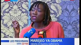 Maandalizi yanoga mji wa Kisumu kumkaribisha Barack Obama - Leo Mashinani