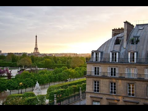Hotel Regina Room Tour | Paris, France