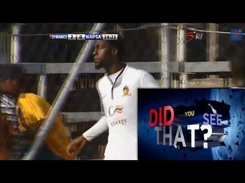 Incredible goal from Zambian Premier League