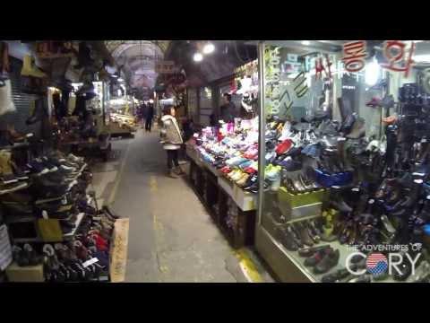 Dongdaemun shoe market - 🇰🇷 SEOUL WALK
