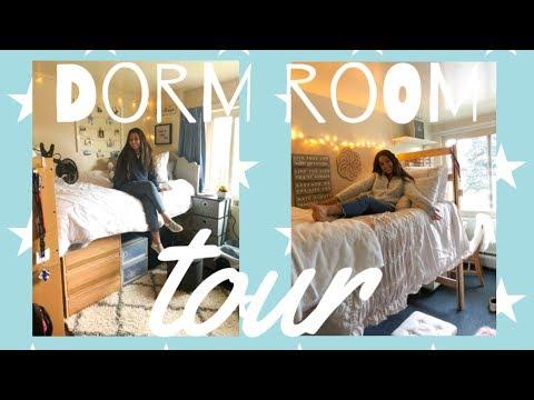 GONZAGA DORM ROOM TOUR 2018
