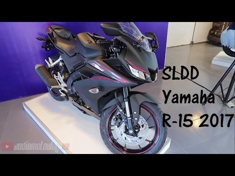 Yamaha R-15 2017 Indonesia