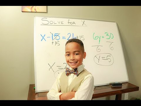 The Sons of Sankofa Solve Equations- How To