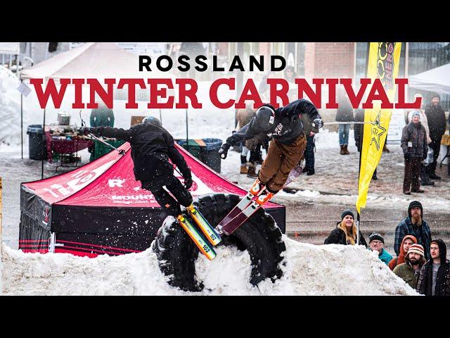 2020 Rossland Winter Carnival