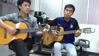 Ha Noi mua vang nhung con mua Lam ft Huynh Guitar