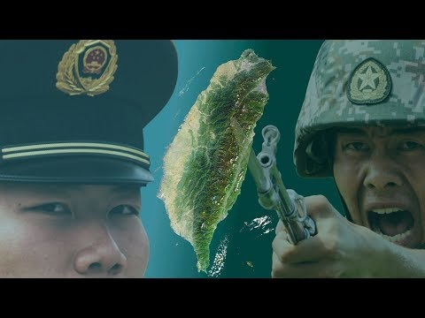 Bloody Invasion of Taiwan Could Lead to War with USA | China Uncensored