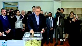 Ruling AKP Party Leads in Turkey Elections