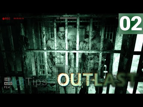 Let's Play Outlast - Ep 02 - There's Still So Much To Witnes