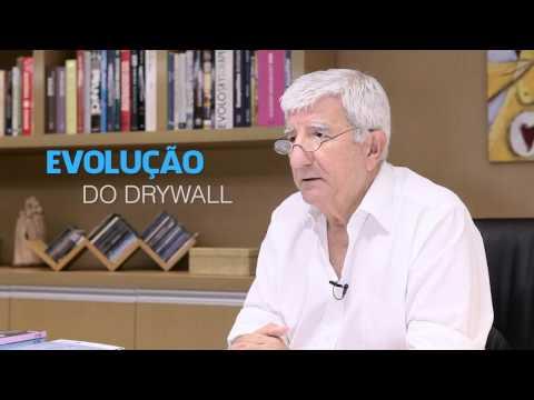 Vantagens do Drywall - Depoimento Arquiteto Antonio Caramelo