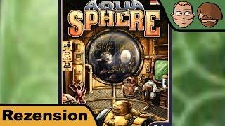 Aquasphere - Brettspiel Test - Spiel - Rezension #50