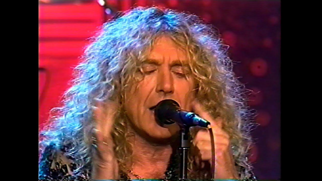 Robert Plant Tonight S...