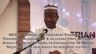 NCC is Planning to Criminalize Vandalism of Telecoms Infrastructure