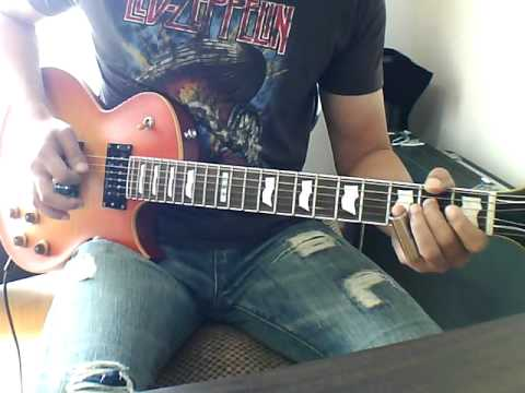 The Black Crowes - Twice As Hard cover by Metal Madness