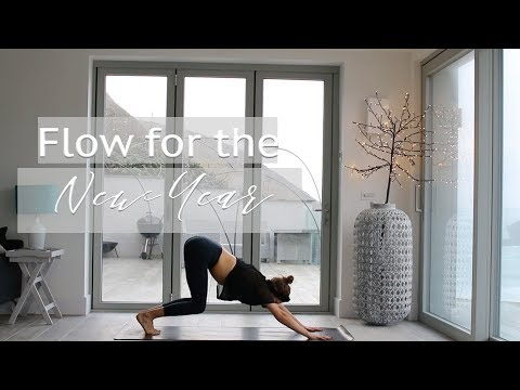 Flowing Into 2018 | Annie Clarke | Mind Body Bowl