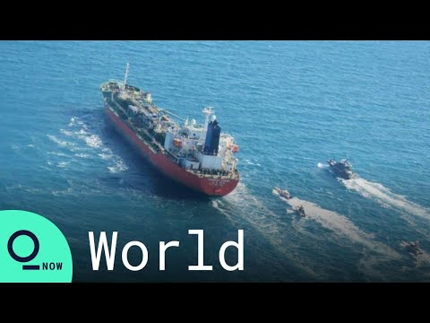 Iran Seizes South Korean Oil Tanker in the Strait of Hormuz
