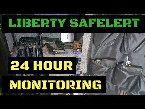 Liberty Safelert 24 Hour Monitoring