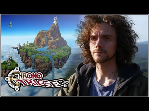 Chrono Trigger - Corridors Of Time (Lyric Cover By Josiah Everhart Ft. RichaadEB)