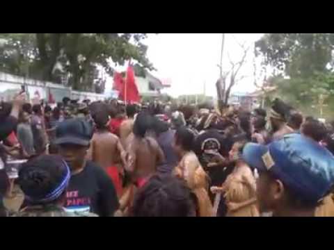 Papua Bukan Indonesia