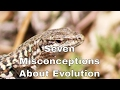 7 UNDENIABLE facts about Evolution