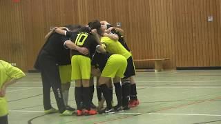 CZ4-FC Yellow w Niemczech-Międzynarodowy Turniej Halowy w Ostritz 2019-IV Mecz Ostritzer BC