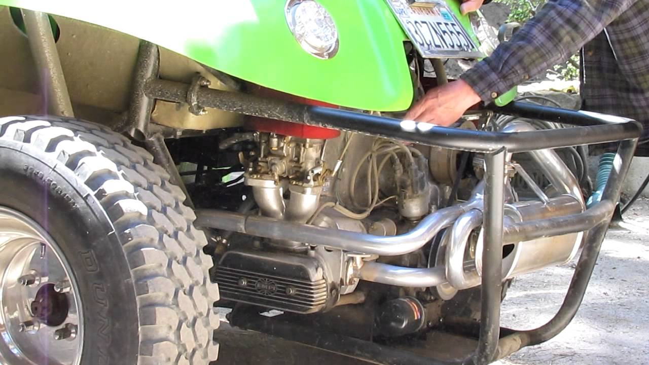 Quiet Pac Exhaust System