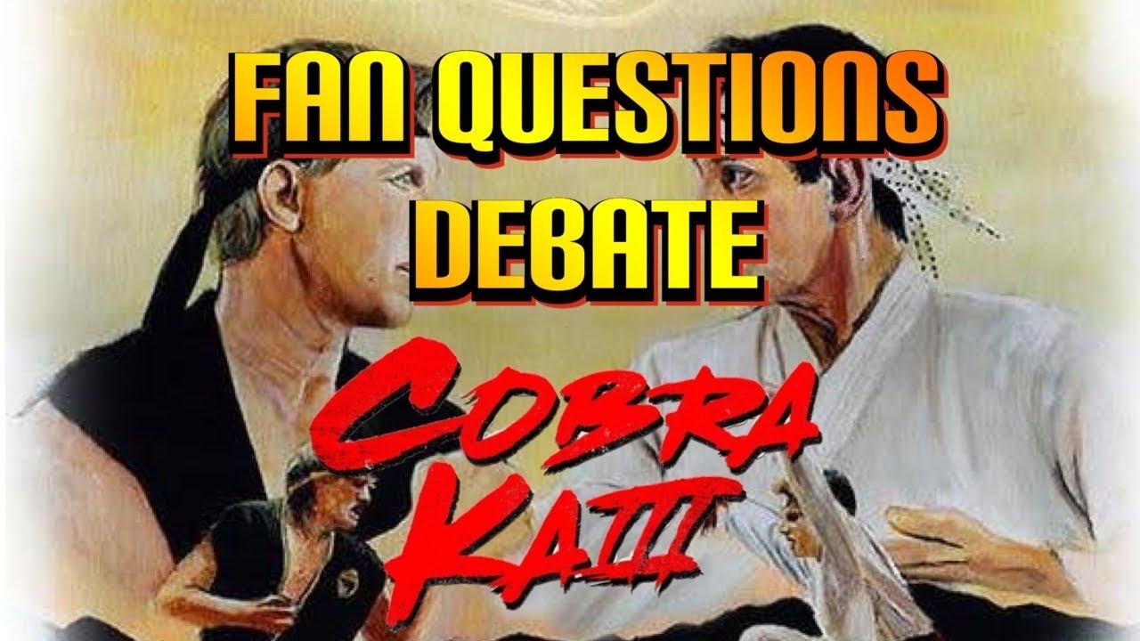 Download COBRA KAI SEASON 3 DEBATE -FAN QUESTIONS