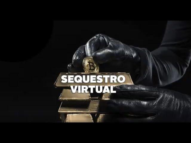 Sequestro Virtual - Ataque ransomware