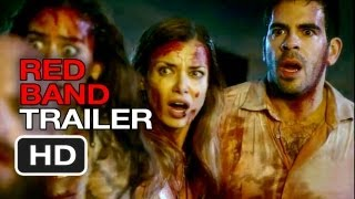 Aftershock Official Red Band Trailer #1 (2012) -  Eli Roth Movie HD