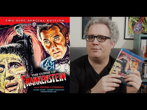 Curse of Frankenstein (Blu-ray Review) – Warner Archives