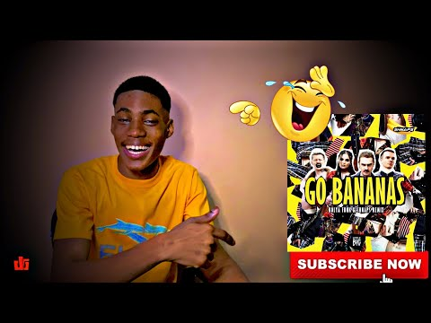 LITTLE BIG - GO BANANAS (REACTION)