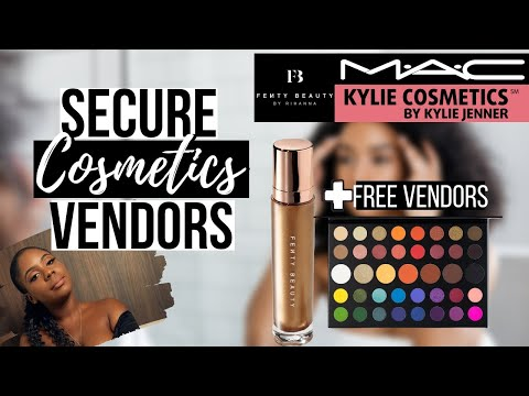 HOW TO FIND VENDORS FOR YOUR SKINCARE & COSMETICS BUSINESS | TIPS FOR FINDING VENDORS PT 2