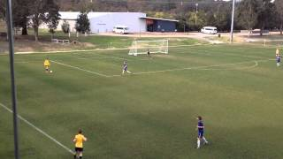 Manly United v Young Matildas 1st August