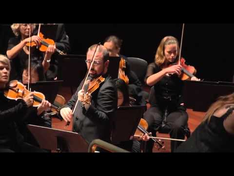 Benjamin Britten Violin Concerto - Giulio Plotino Violin - Simone Young Conductor - Waso