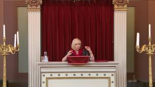 """Lecture by Chantal Mouffe: """"The Future of Democracy in a Post-Political Age"""""""