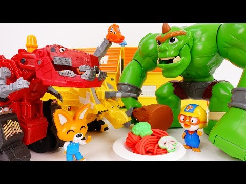 Thumbnail: Let's Trux It Up~! Dinotrux Stop a Hungry Ogre