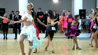 Спортивные Бальные Танцы. Одесса. Ballroom Dancing. Odessa.